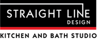 Straight Line Design Logo