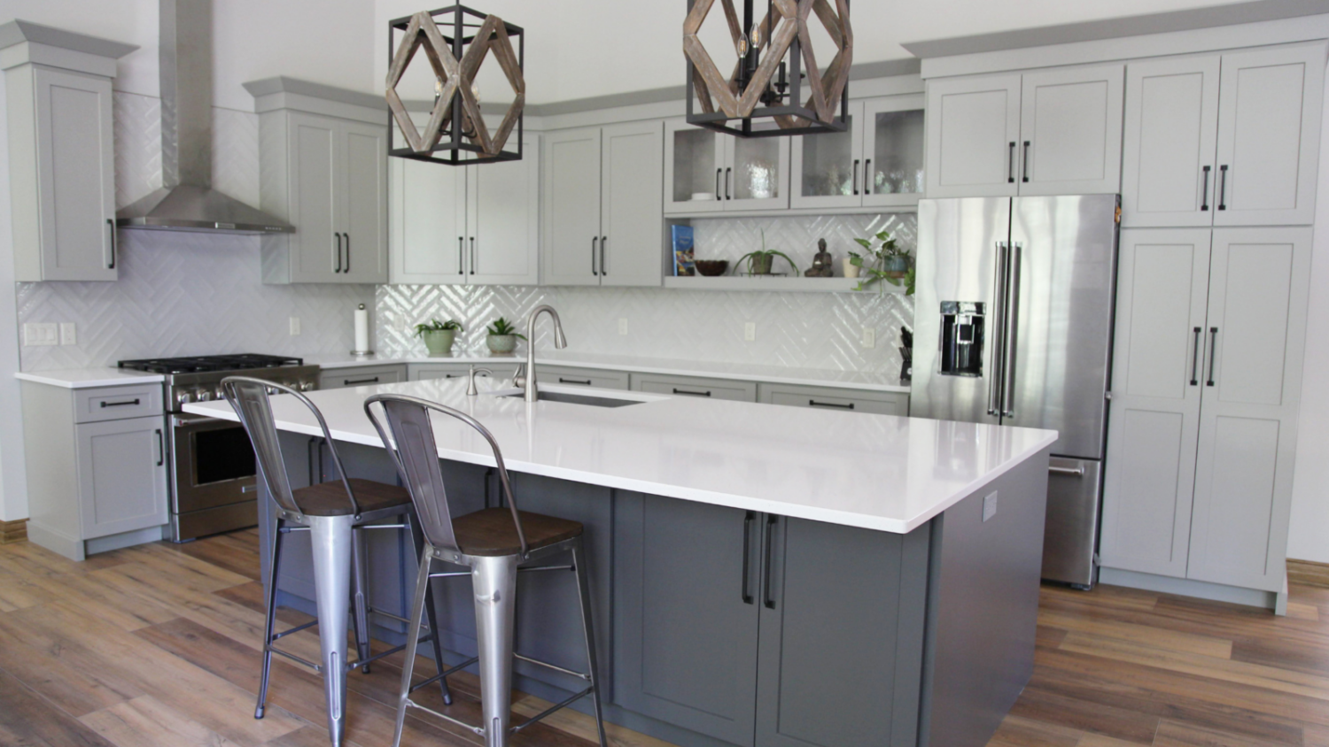 a look into the future 2021 kitchen design trends